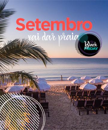 Setembro vai dar Praia