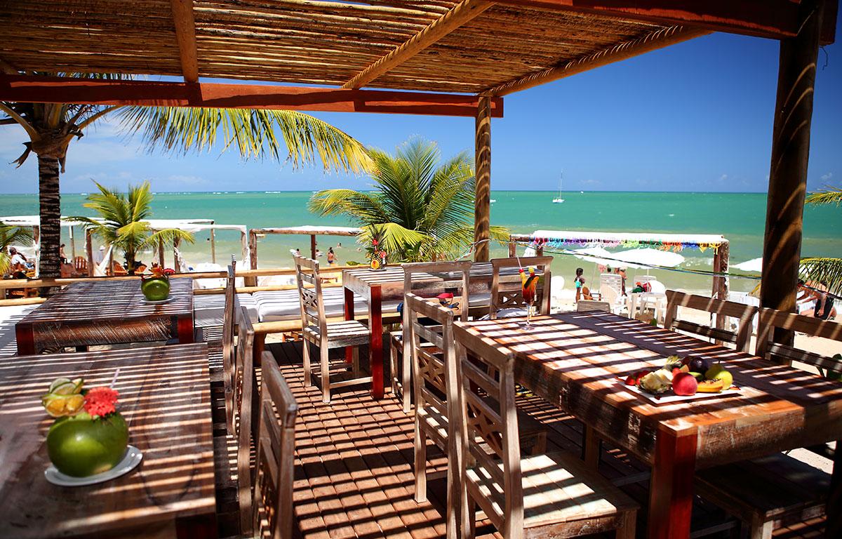 Serviço de Praia exclusivo para clientes La Torre