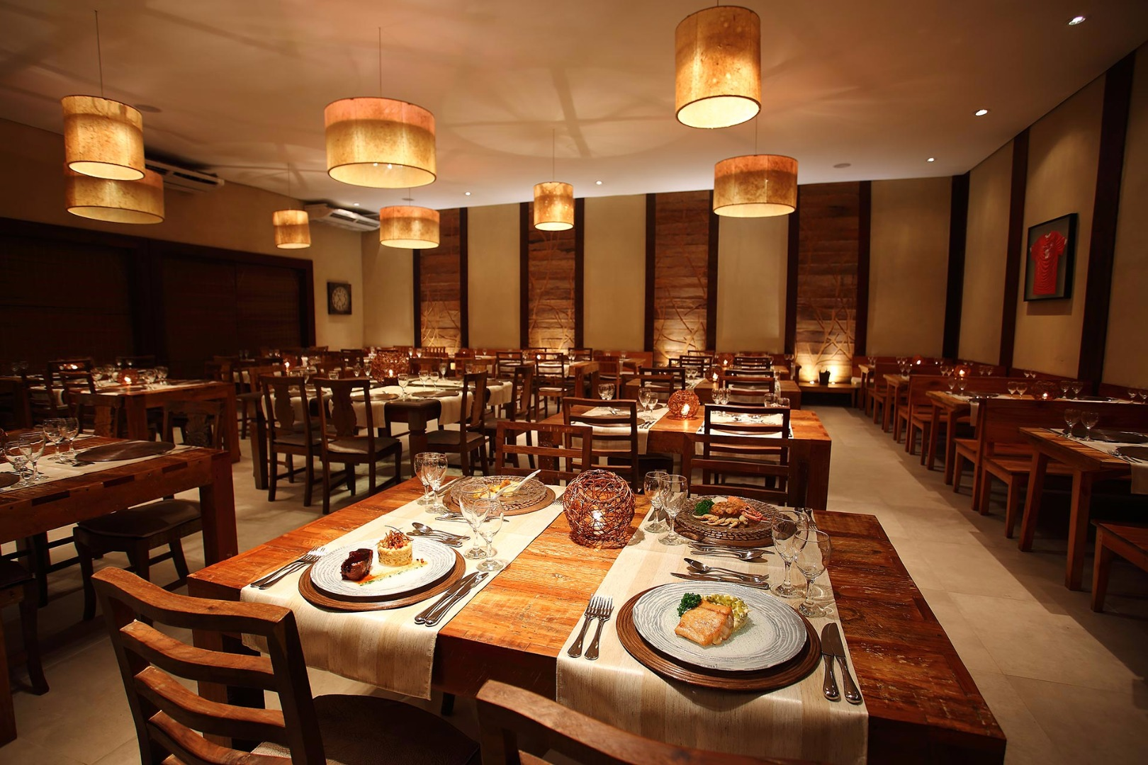 Restaurante À La Carte